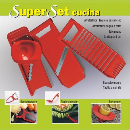 Super Set Cucina